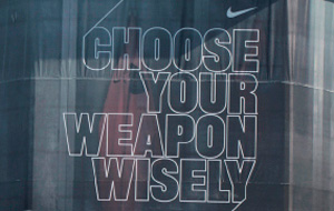 Choose your Weapon Nike